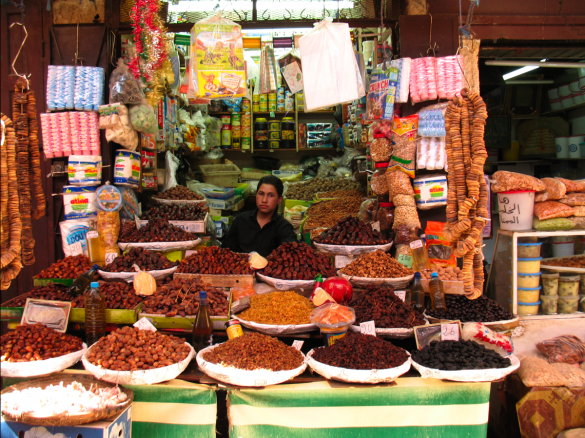 Dates in Fes