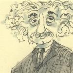 Einstein thumb